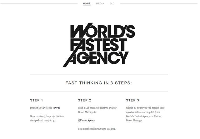 worldsfastestagency