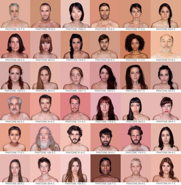 Pantone-skin-color-spectrum-chart-by-Angelica-Dass-597x608