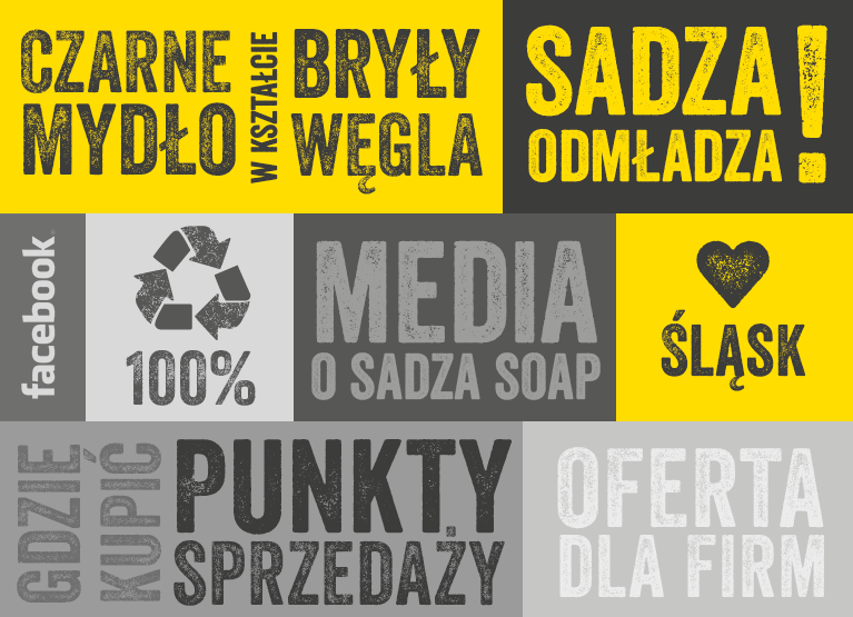 Sadza Soap – mydlo choby wongiel