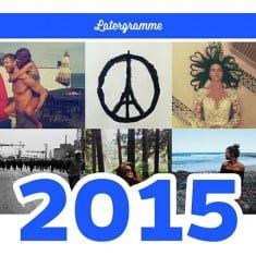 Zamieszki, terroryści, Barbie i kreowanie rzeczywistości: rok 2015 na Instagramie