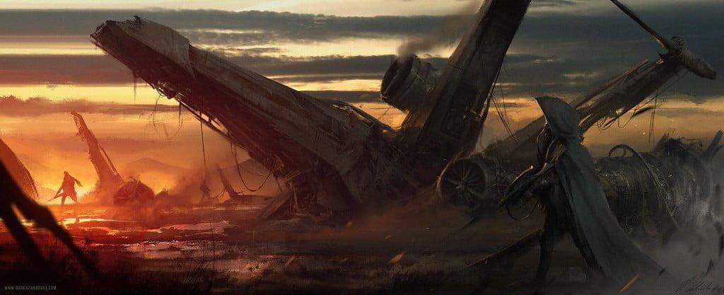 darek-zabrocki-xwings-destroyed7