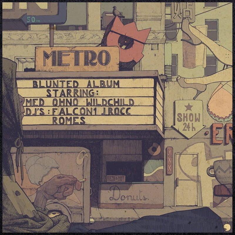 10_Metro_-_Blunted_Album