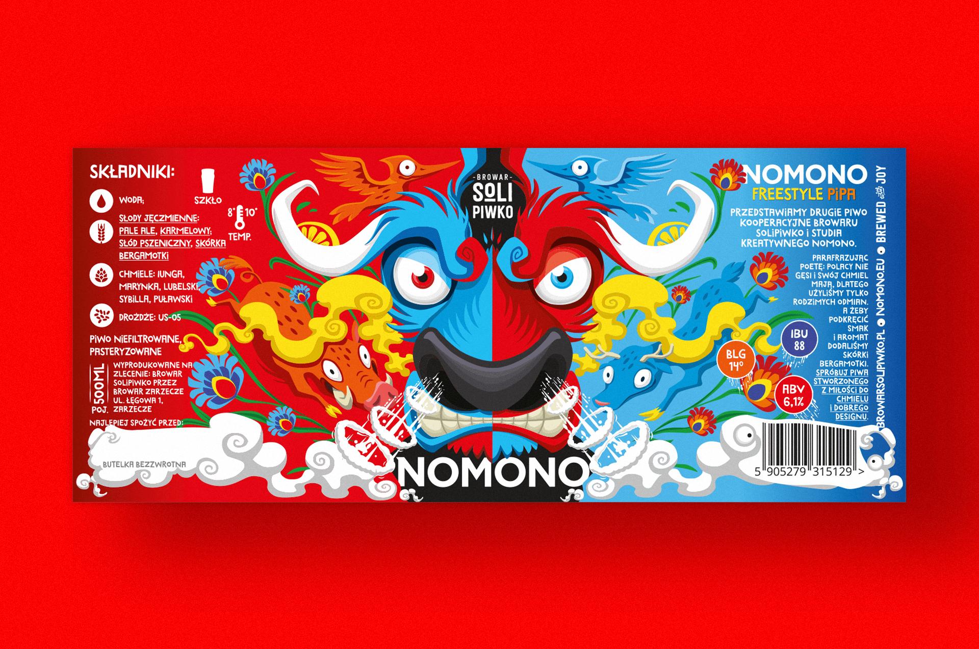 3. NOMONO-Freestyle-PIPA-Label