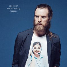 Stockowe klasyki na koszulkach: nowa kampania Adobe