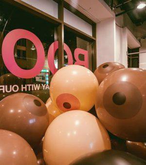Ale balony! Miesiąc Świadomości Raka Piersi według Havas