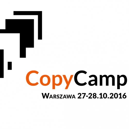 Międzynarodowa Konferencja CopyCamp 2016