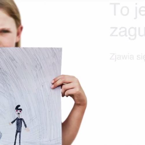 Zilustrowane przez dzieci uczucie lęku i poczucie odrzucenia trafiły na opakowania alkoholu w kampanii społecznej Fundacji EY
