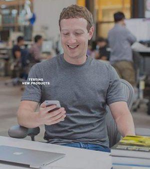 Mark Zuckerberg dla H&M: ten żart się nie starzeje