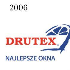 Drutex z nowym logo