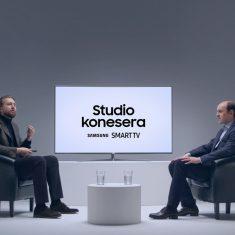 Studio konesera, czyli Krychowiak, Boberek i Woronowicz o Samsung Smart TV