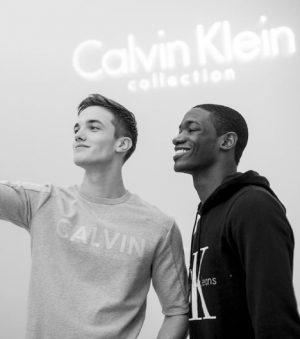 Nowe logo Calvin Klein