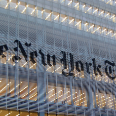 The New York Times ze Spotify