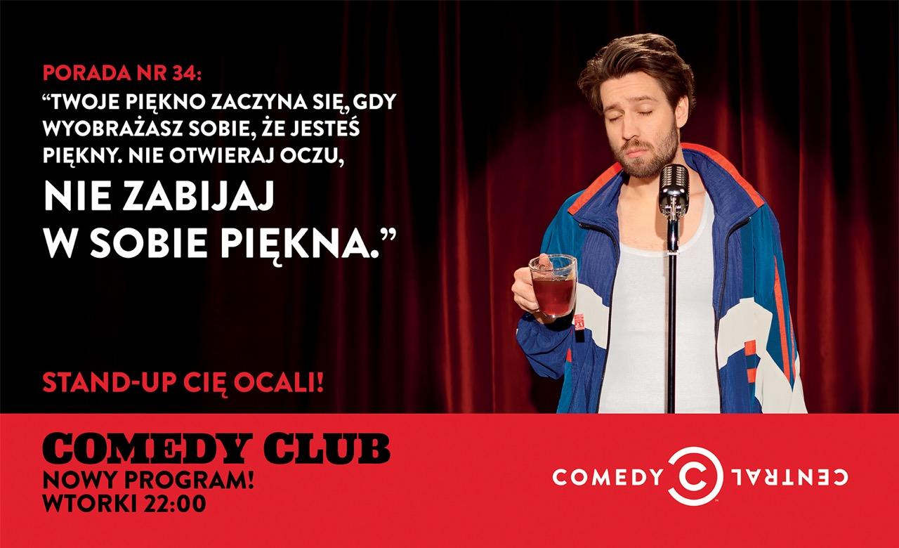 "Cyber Kids on Real dla ""Comedy Club"" w Comedy Central"