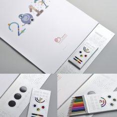 TOFU Studio z nagrodzonym projektem kalendarza
