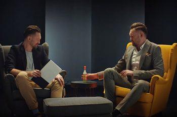 marcin prokop w reklamie