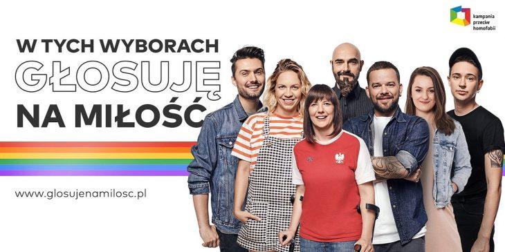 kampania przeciwko homofobii