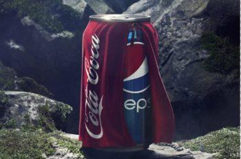 reklama porównawcza pepsi coca-cola