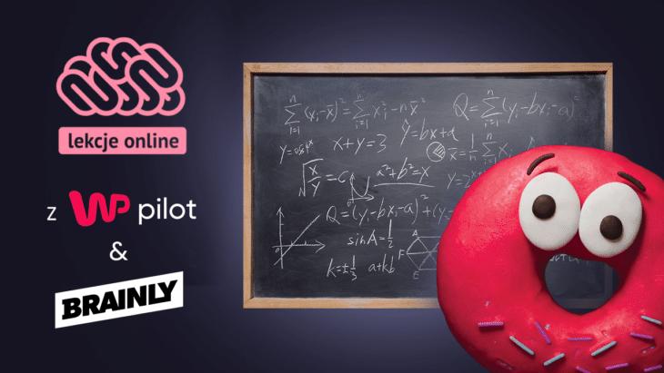 Brainly Lekcje online - WP Pilot