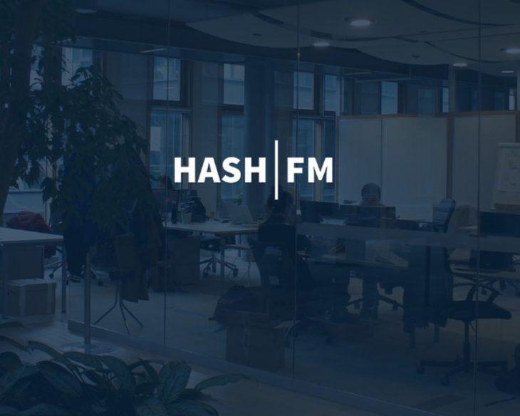hash fm logo
