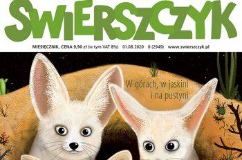 świerszczyk magazyn