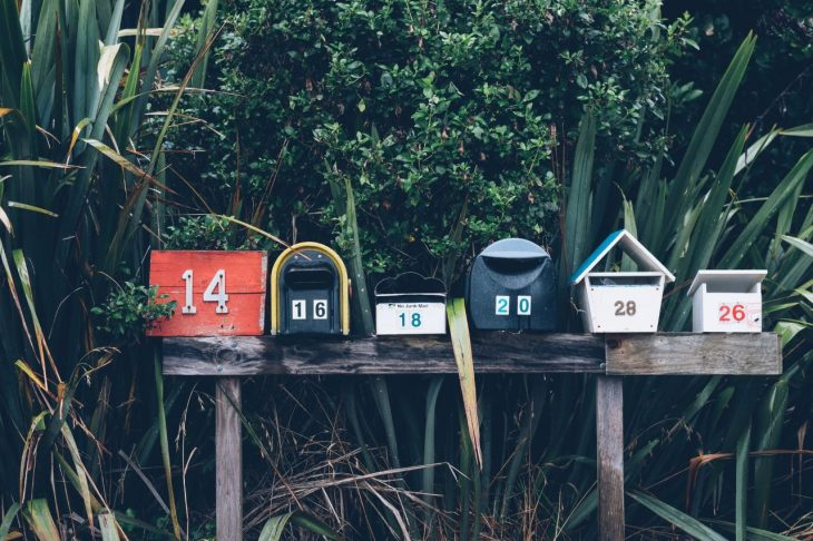kreatywny mailing