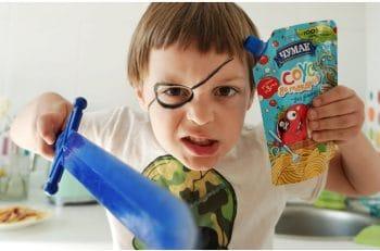 opakowania produktow dla dzieci