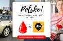 Kampania promująca krwiodawstwo