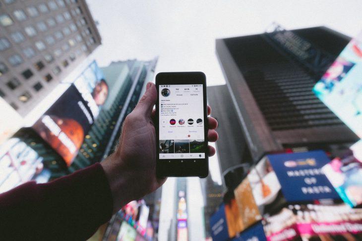 popularność na Instagramie