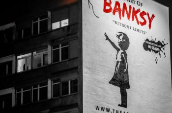 art of banksy