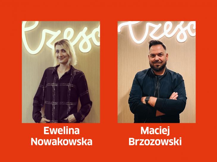 Ewelina Nowakowska i Maciej Brzozowski - LiquidThread